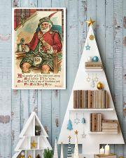 CHRISTMAS GREETINGS - SCOTTISH SANTA 11x17 Poster lifestyle-holiday-poster-2