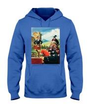 SCOTLAND VINTAGE REPRINT Hooded Sweatshirt thumbnail