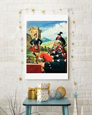 SCOTLAND VINTAGE REPRINT 11x17 Poster lifestyle-holiday-poster-3