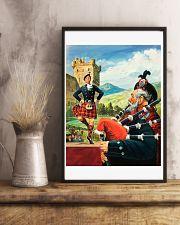 SCOTLAND VINTAGE REPRINT 11x17 Poster lifestyle-poster-3