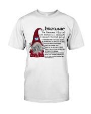 BROWNIE SCOTTISH Classic T-Shirt thumbnail