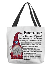 BROWNIE SCOTTISH All-over Tote thumbnail