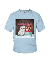 GAELIC MERRY CHRISTMAS Youth T-Shirt tile