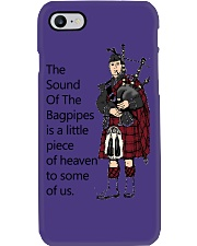 THE SOUND OF BAGPIPES Phone Case thumbnail