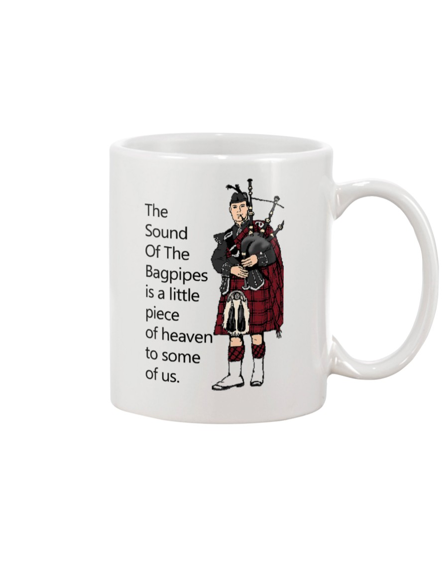 THE SOUND OF BAGPIPES Mug