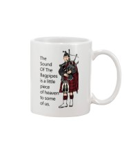 THE SOUND OF BAGPIPES Mug front