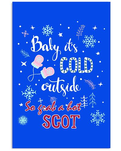 SCOT COLD OUTSIDE