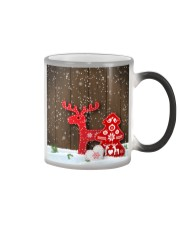 SCOTTISH NOLLAIG CHRIDHEIL  Color Changing Mug thumbnail