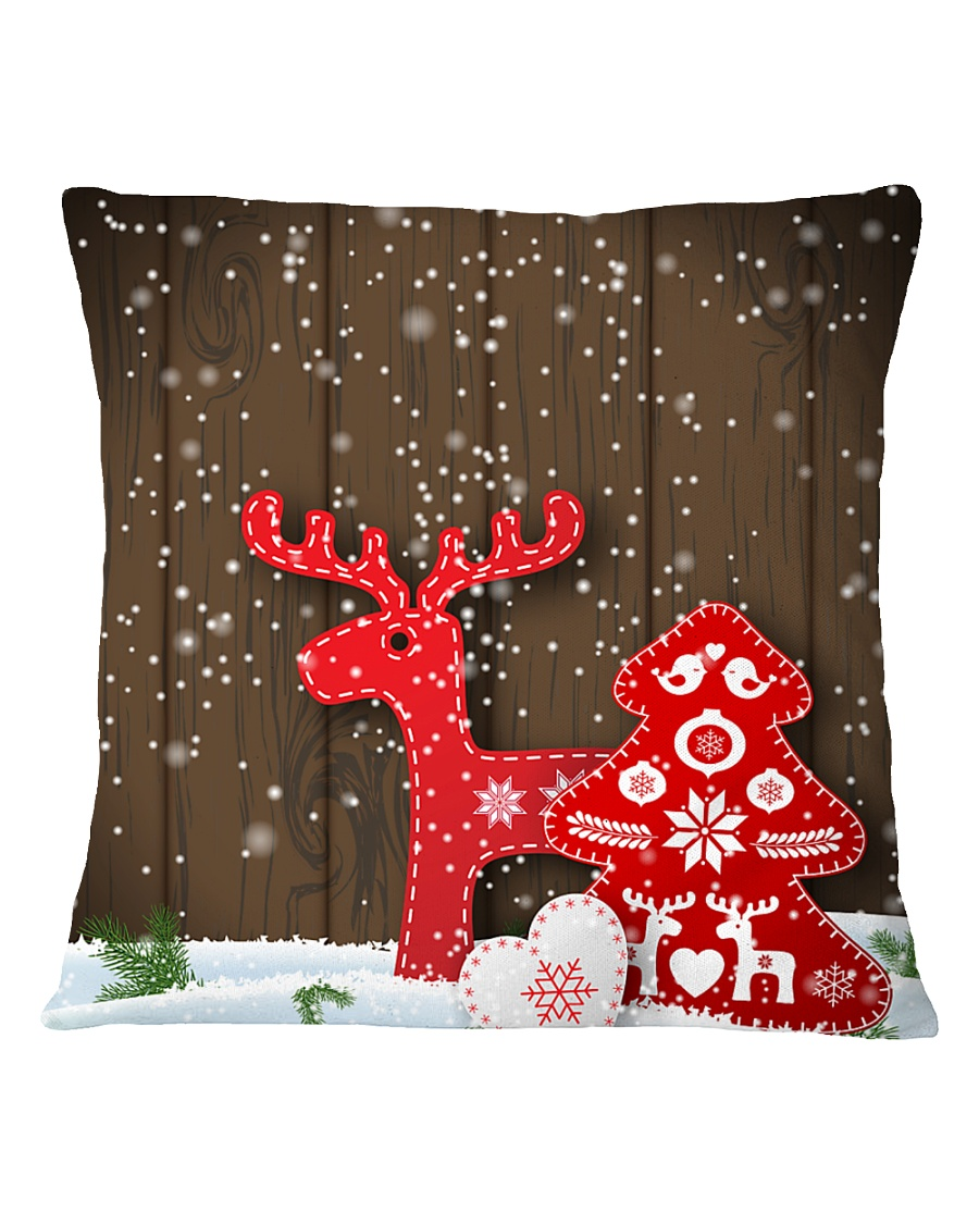 SCOTTISH NOLLAIG CHRIDHEIL  Square Pillowcase