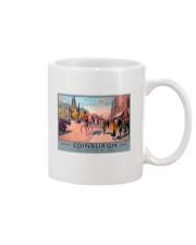 EDINBURGH TRAVEL VINTAGE REPRINT Mug thumbnail