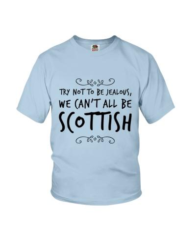WE CAN'T ALL BE SCOTTISH