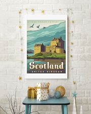 SCOTLAND TRAVEL VINTAGE REPRINT 11x17 Poster lifestyle-holiday-poster-3