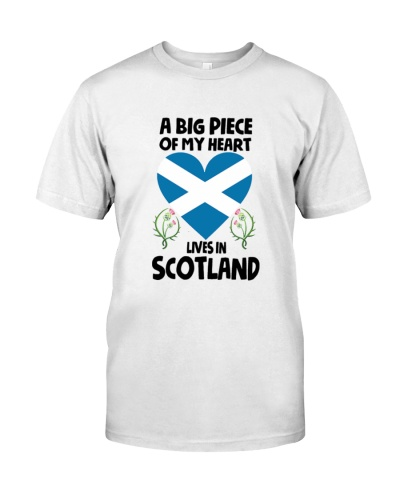 A BIG PEACE OF MY HEART LIVES IN SCOTLAND