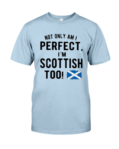 PERFECT AND SCOTTISH