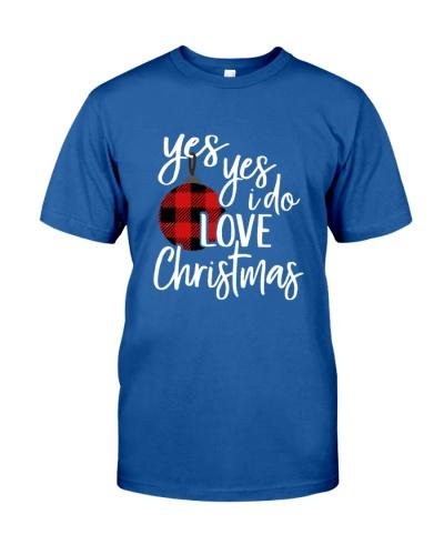 I DO LOVE CHRISTMAS