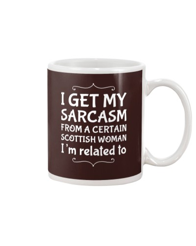 I GET MY SARCASM