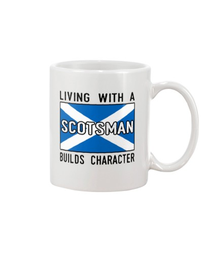 LIVING WITH A SCOTSMAN