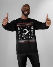Sisyphus Holiday Edition Crewneck Sweatshirt apparel-crewneck-sweatshirt-lifestyle-front-05