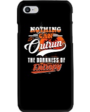 Nothing Can Outrun the Darkness of Entropy Phone Case thumbnail