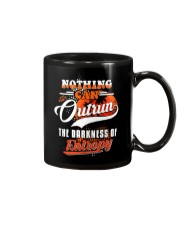Nothing Can Outrun the Darkness of Entropy Mug front