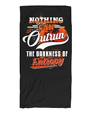Nothing Can Outrun the Darkness of Entropy Beach Towel thumbnail