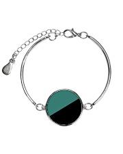 Egoist Flag Metallic Circle Bracelet thumbnail