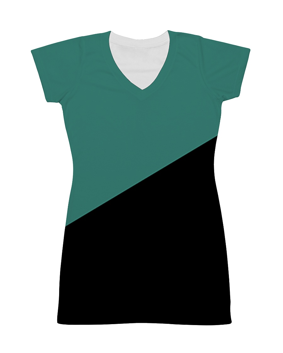 Egoist Flag All-over Dress