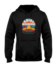 mexican fiesta cinco de mayo skull for 5th of may  Hooded Sweatshirt tile