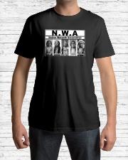 NATIVE WARPATH ASSOCIATION Classic T-Shirt lifestyle-mens-crewneck-front-1
