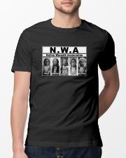NATIVE WARPATH ASSOCIATION Classic T-Shirt lifestyle-mens-crewneck-front-13