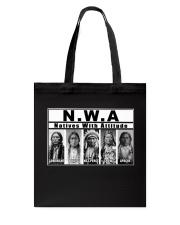 Natives With Attitude Tote Bag thumbnail