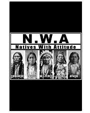 Natives With Attitude 11x17 Poster thumbnail