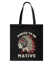 PROUD TO BE NATIVE Tote Bag thumbnail