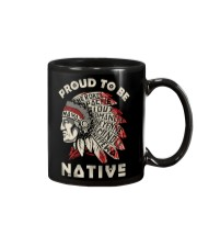 PROUD TO BE NATIVE Mug thumbnail