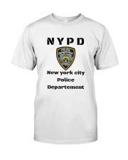 NYPD Premium Fit Mens Tee thumbnail