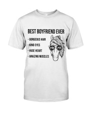 My Horse Boyfriend  LIMITED EDITION Classic T-Shirt thumbnail