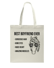 My Horse Boyfriend  LIMITED EDITION Tote Bag thumbnail