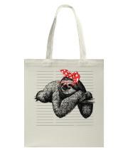 Sloth - LIMITED EDITION Tote Bag thumbnail