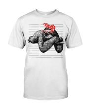 Sloth - LIMITED EDITION Classic T-Shirt thumbnail