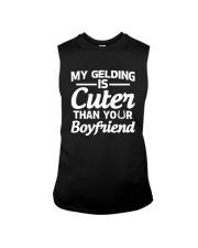 My Gelding is Cuter than your Boyfriend Sleeveless Tee thumbnail