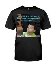 Cakeface Classic T-Shirt thumbnail