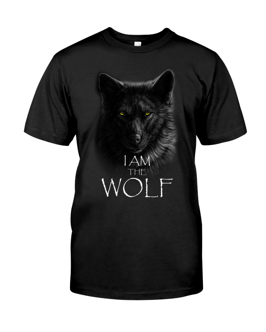 WOLF - I AM THE WOLF Classic T-Shirt