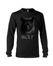 WOLF - I AM THE WOLF Long Sleeve Tee thumbnail