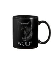 WOLF - I AM THE WOLF Mug thumbnail
