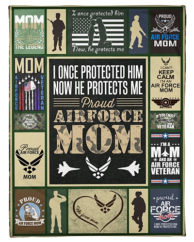 Pround Air Force Mom