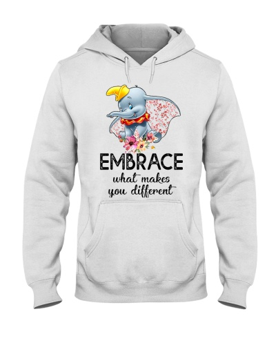 EMBARACE WHAT IF YOU DIFFENT