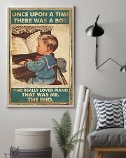 Piano Once Upon Poster 24x36 Poster lifestyle-poster-1