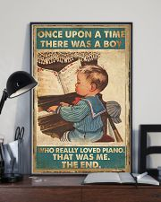 Piano Once Upon Poster 24x36 Poster lifestyle-poster-2