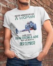 09 drag racing funny Classic T-Shirt apparel-classic-tshirt-lifestyle-26