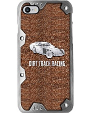 phonecase save Dirt track racing Phone Case tile